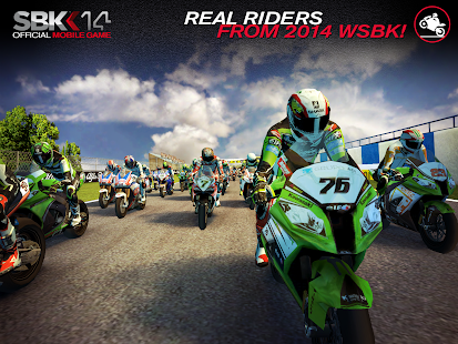 SBK14 Official Mobile Game- screenshot thumbnail