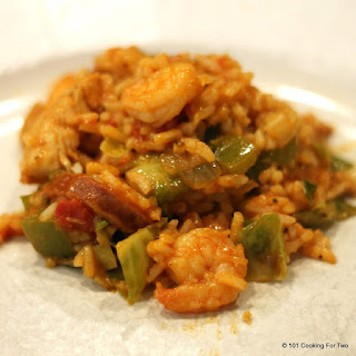 Spicy Three Meat Jambalaya