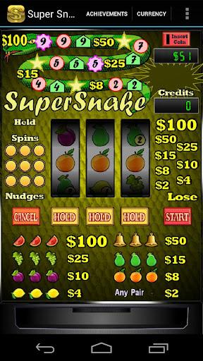 Super Snake Slot Machine +
