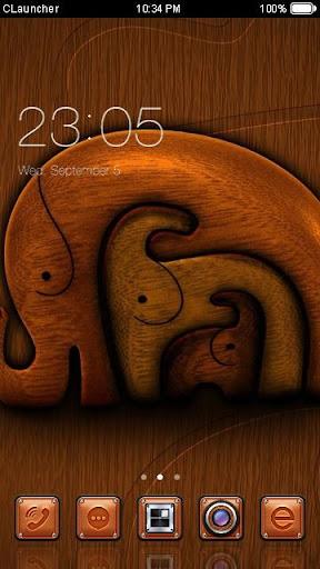 Three Elephants Theme