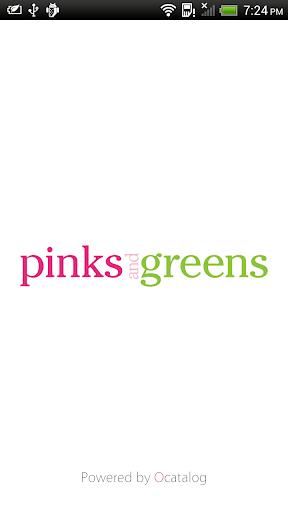 pinksandgreens