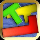 Pentablock icon