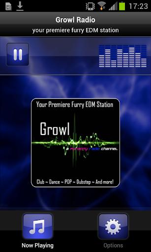 Growl Radio