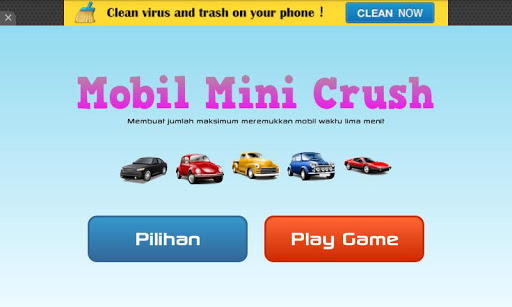 Mobil Mini Crush