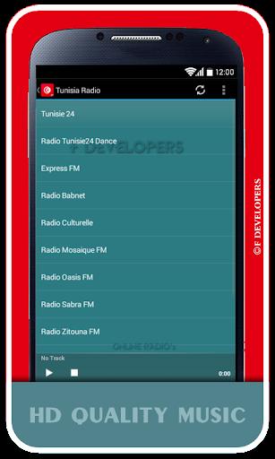 Tunisia Radio - Live Radios