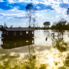 sky and water by Zeljko Jelavic - Novices Only Landscapes (  )