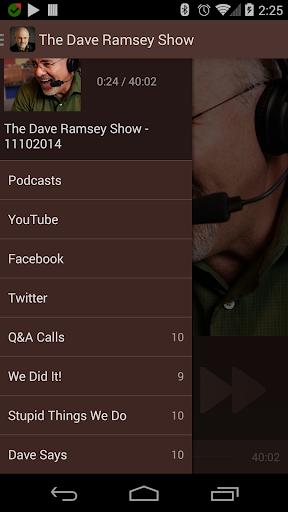 【免費新聞App】The Dave Ramsey Show-APP點子