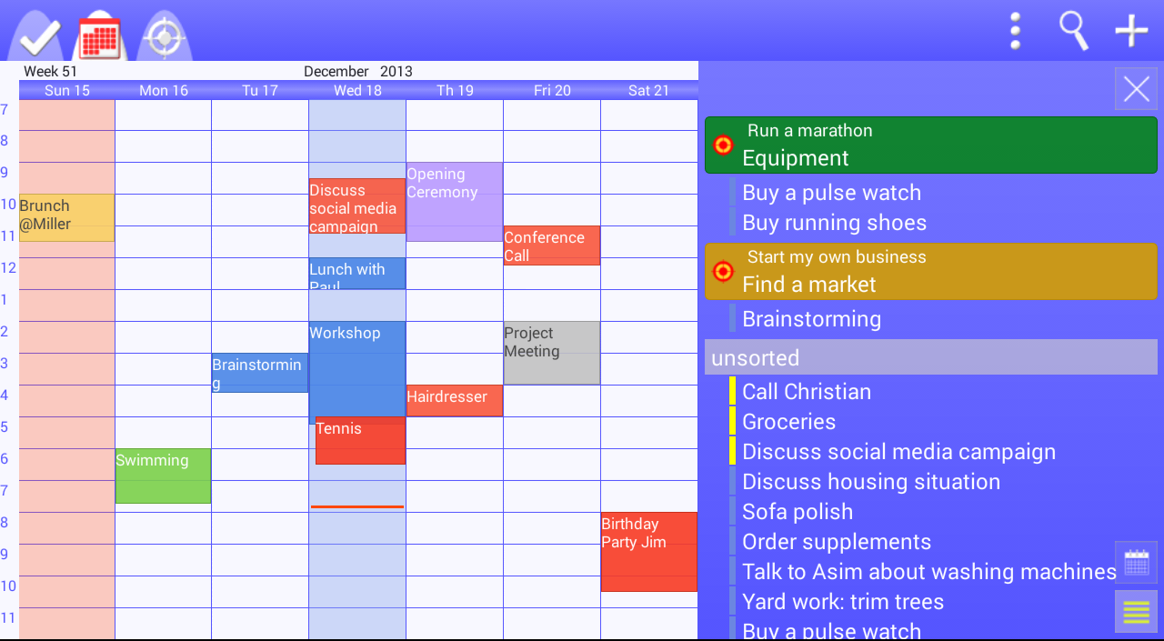 To Do Calendar Planner Android Apps On Google Play