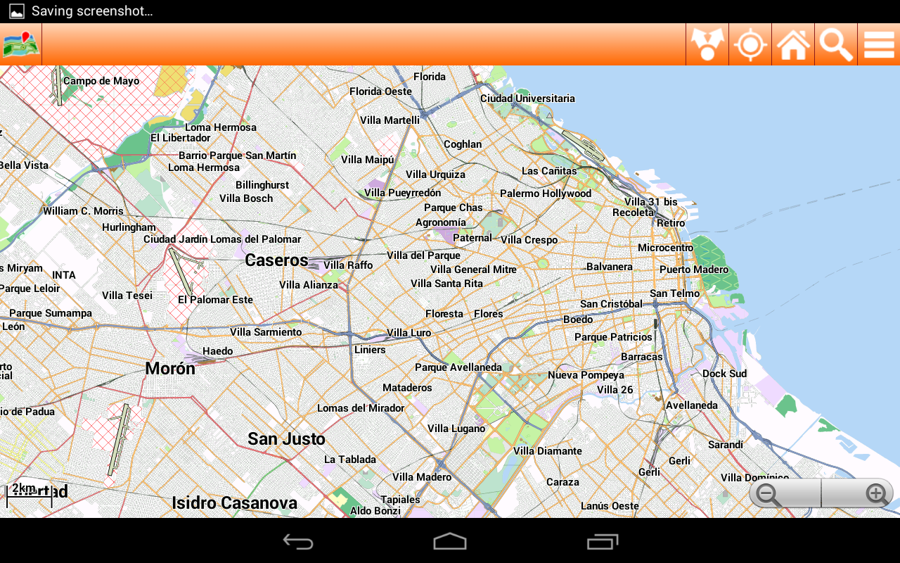 Buenos Aires Offline mappa Map Android Apps on Google Play – Buenos Aires Tourist Map