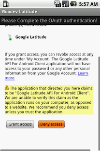Goodev Latitude- screenshot thumbnail