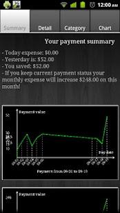Personal Finance- screenshot thumbnail