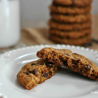 Ultimate Paleo Chocolate Chip Cookies.