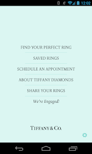 Tiffany & Co. Ring Finder - screenshot thumbnail
