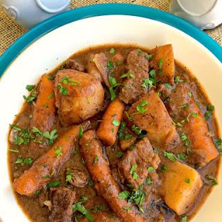 Simple Beef Stew.