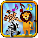 Kids Animal Jigsaw Puzzles icon