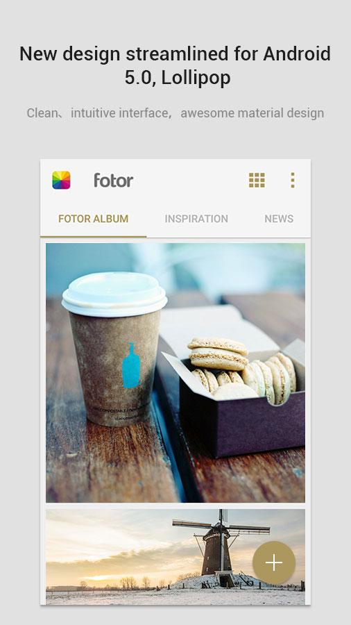 Fotor Photo Editor - screenshot