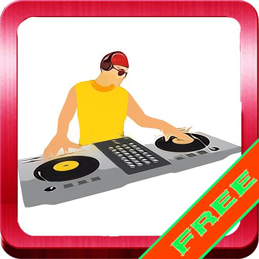 電火花加工的DJ FX聲音採集 LOGO-APP點子