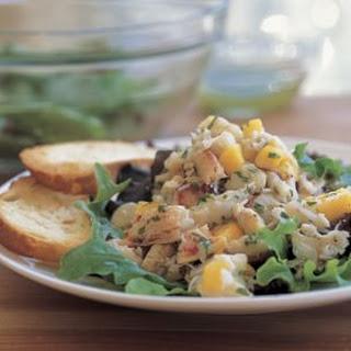 Crab Salad with Tarragon Vinaigrette (Extra-Fine French Grey Sea Salt)