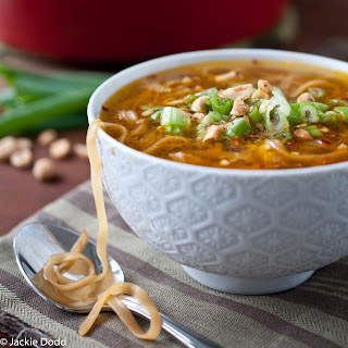 Pad Thai Soup.