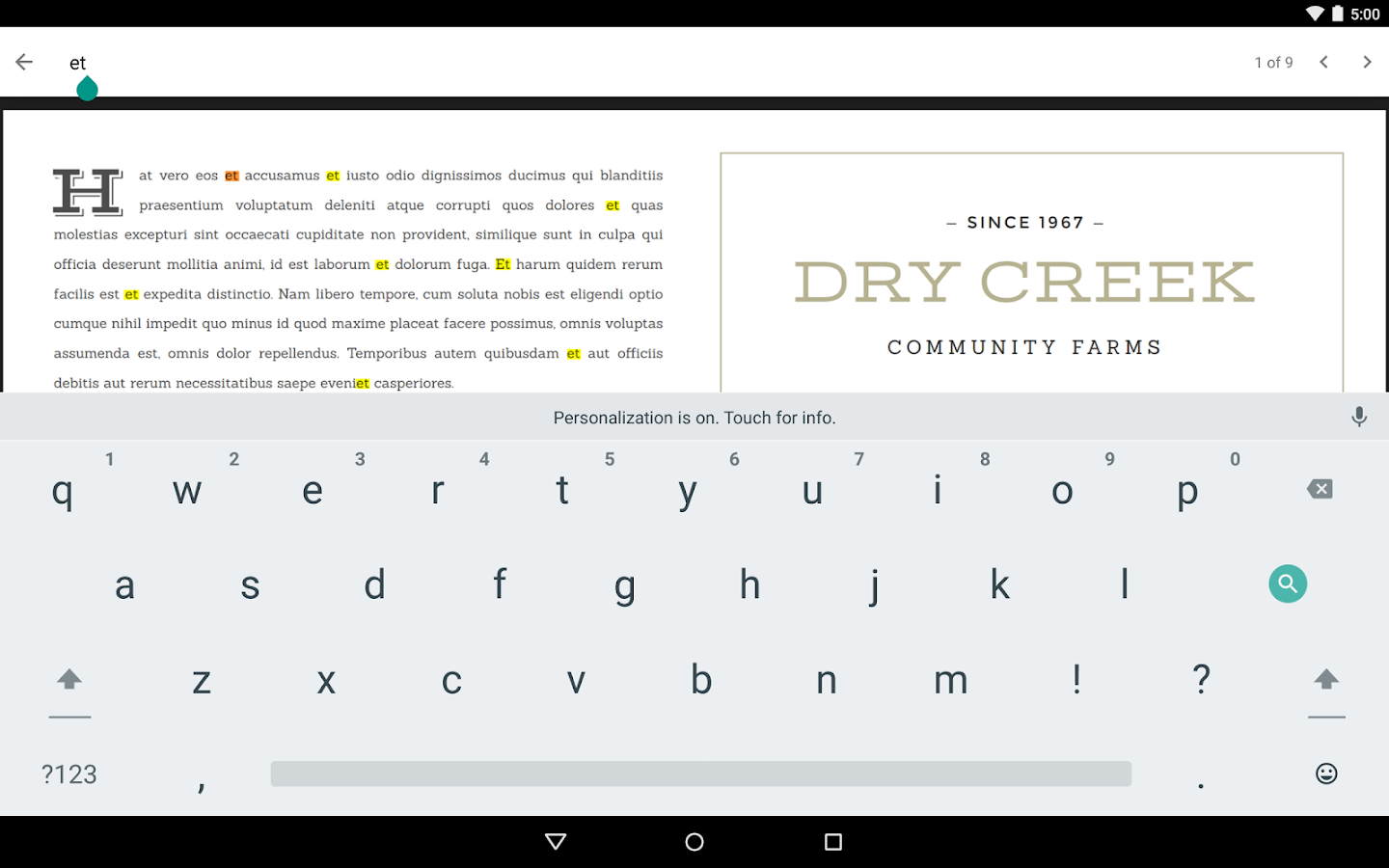 how to read pdf in android