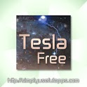 Tesla Sparks Free LWP icon