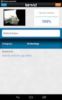 Screenshot of BIMvid by Field59, Inc.