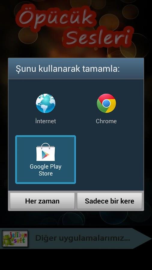 Öpücük Sesleri - screenshot