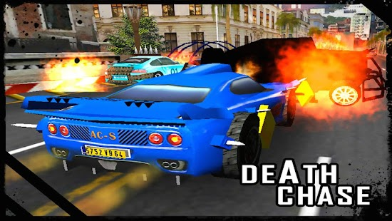 Death Chase - 3D Shooting Game- screenshot thumbnail