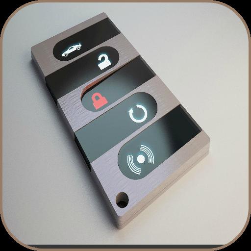 虚拟车钥匙 娛樂 App LOGO-APP試玩