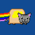 Nyan cat Live Wallpaper logo