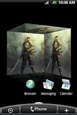 3D Samurai
