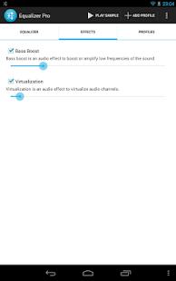 Equalizer Pro (Free)- screenshot thumbnail