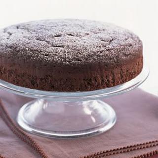 Chocolate-Pumpkin Cake