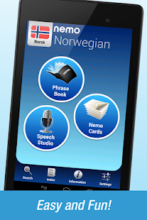 FREE Norwegian by Nemo- screenshot thumbnail