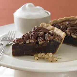 Ghirardelli® Chocolate Pecan Pie