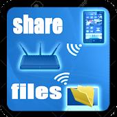 WiFi File Transfer DaTa Share