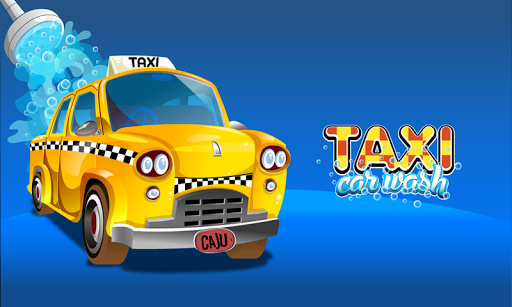 taxi car wash game for girls