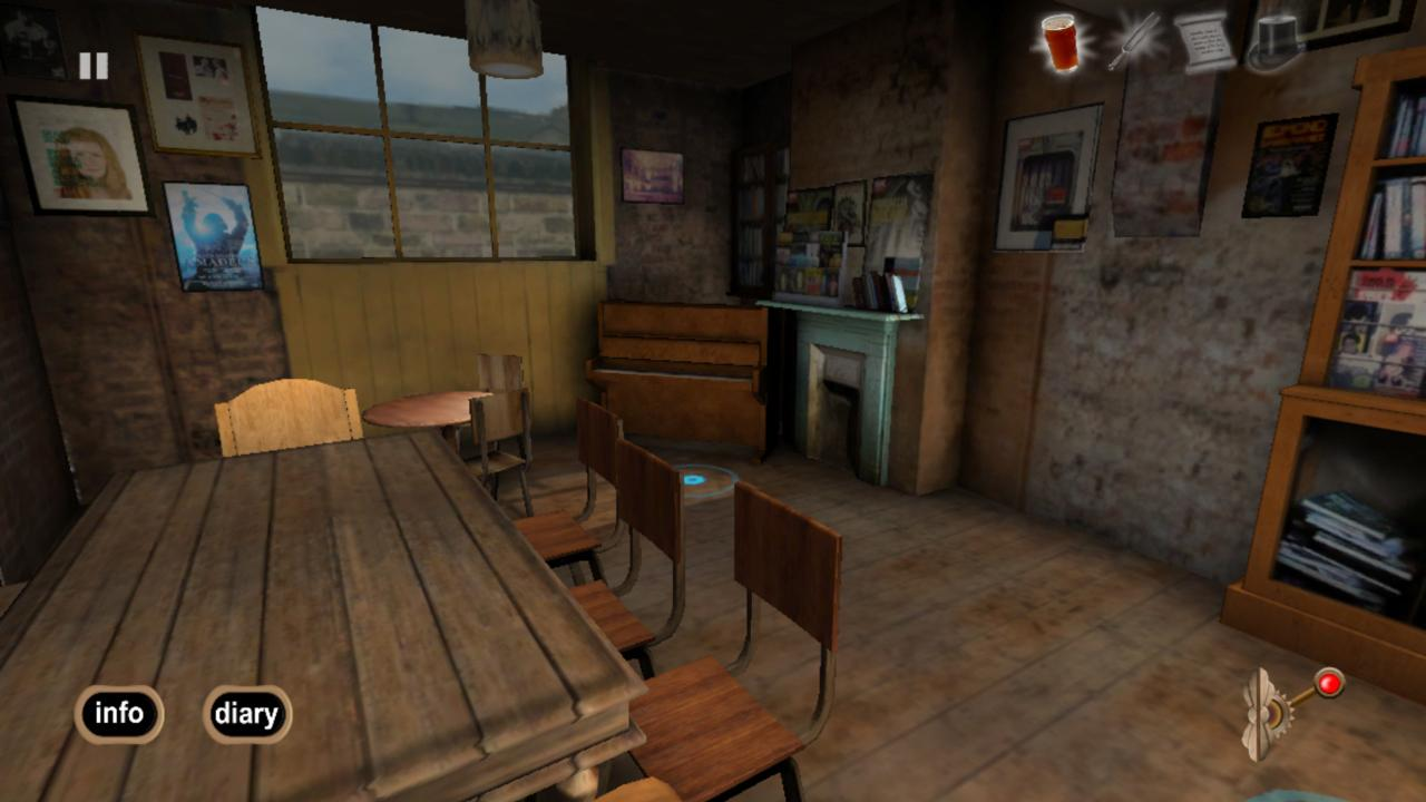 Wilton's Mystery - screenshot