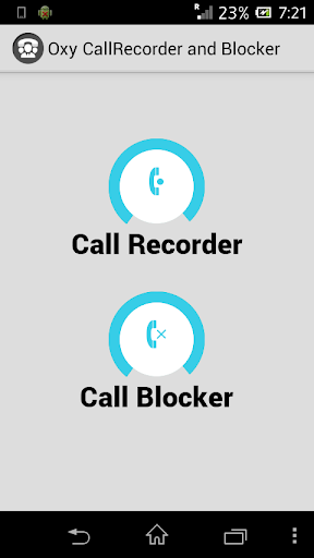 Call Blocker N Recorder