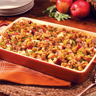 Sausage, Sage & Apple Stuffing.