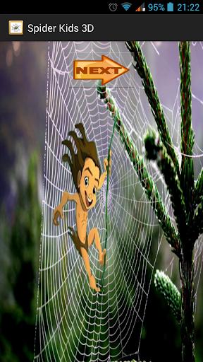 Spider Kids 3D
