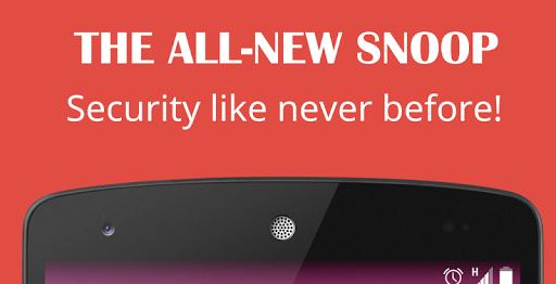 Snoop Security Anti Theft