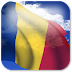 3D Romania Flag Anthem LWP