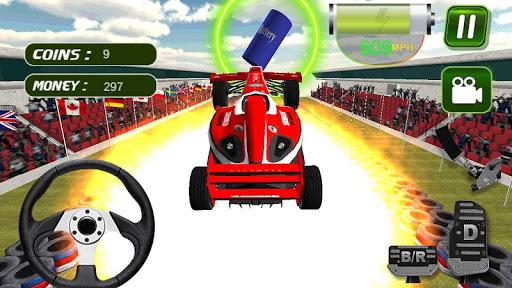 스포츠카 드라이버 3D