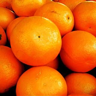 Lenten Orange Cake