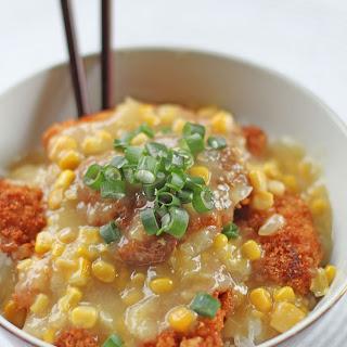 Chicken In Creamed Corn Gravy