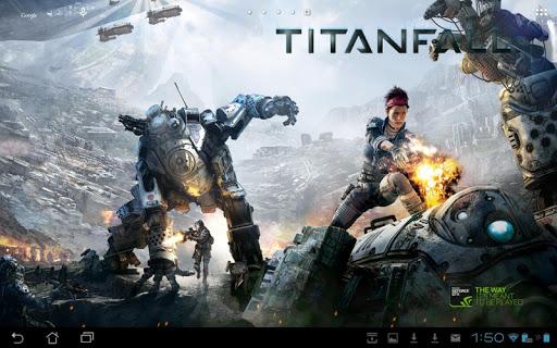 Titanfall Live Wallpaper
