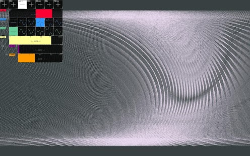 VOSC Visual Synthesizer - screenshot thumbnail