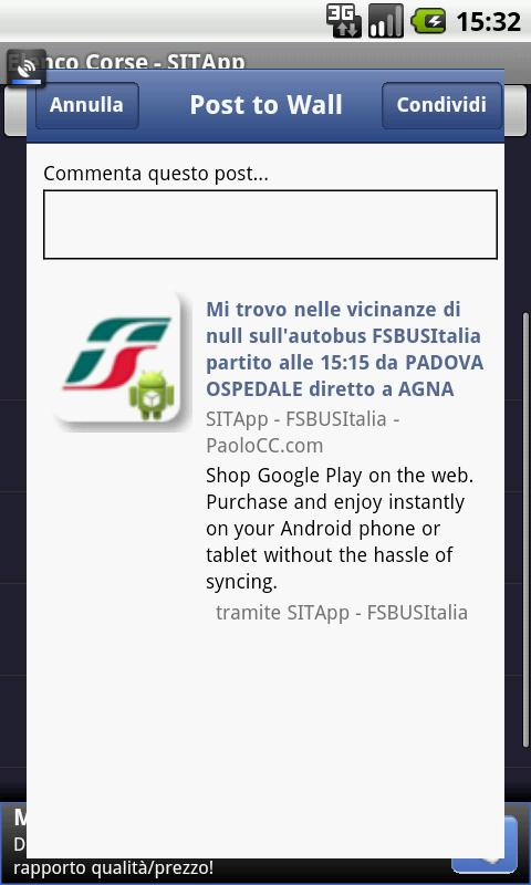 SITApp - FSBUSItalia- screenshot
