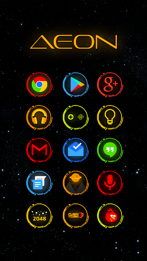 Aeon - Icon Pack